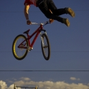 Fall Fair Dirt Jump Demo 2010