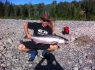 Chinook Fishing in Moricetown