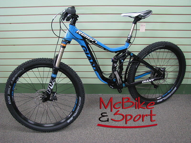 0584195f22c Giant Reign 1 - 2013 Bikes - Bike - McBike and Sport, Smithers BC