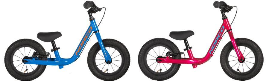 norco runner 12 bikes